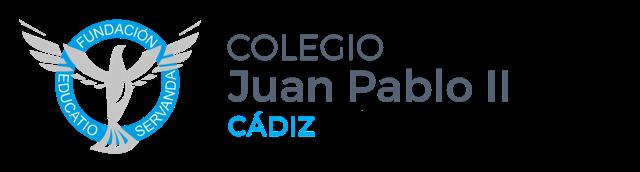 Colegio Juan Pablo II – Cádiz Logo
